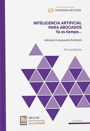 INTELIGENCIA ARTIFICIAL PARA ABOGADOS