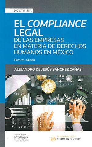 COMPLIANCE LEGAL, EL (72 PAGINAS Y VERSIÓN DIGITAL INCLUIDO)
