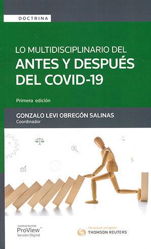 MULTIDISCIPLINARIO DEL ANTES Y DESPUÉS DEL COVID-19, LO