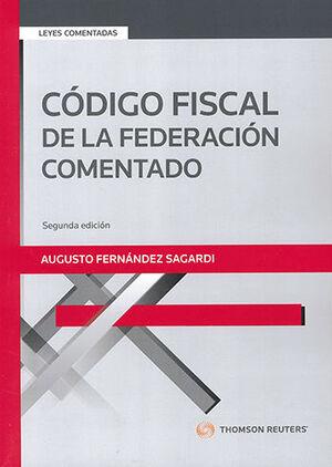 CÓDIGO FISCAL DE LA FEDERACIÓN COMENTADO 2ª ED. 2021