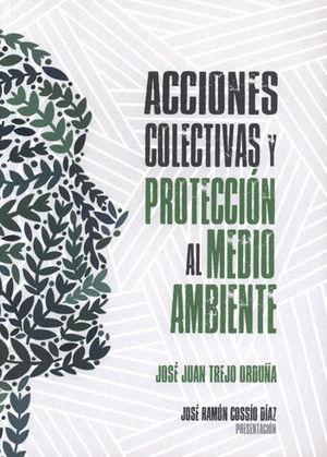 ACCIONES COLECTIVAS Y PROTECCIÓN AL MEDIO AMBIENTE
