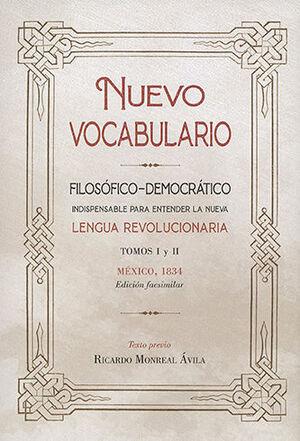 NUEVO VOCABULARIO FILOSÓFICO - DEMOCRÁTICO