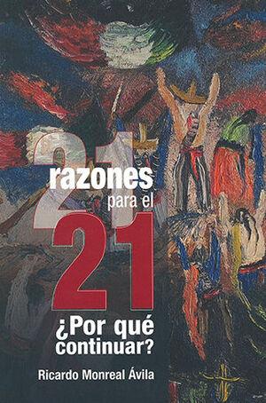 21 RAZONES PARA EL 21