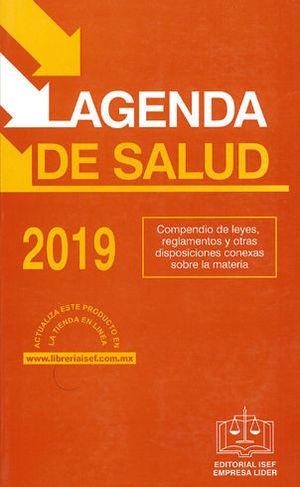 AGENDA DE SALUD 2019