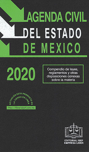 AGENDA CIVIL DEL ESTADO DE MÉXICO 2020