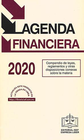 AGENDA FINANCIERA 2020