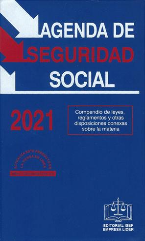 AGENDA DE SEGURIDAD SOCIAL - 32.ª ED. 2021