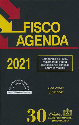 FISCO AGENDA - 56ª ED. 2021
