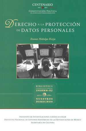 DERECHO A LA PROTECCIÓN DE DATOS PERSONALES