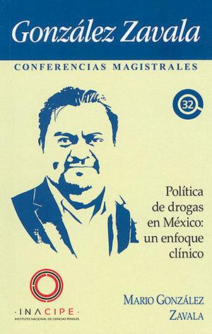POLITICA DE DROGAS EN MÉXICO