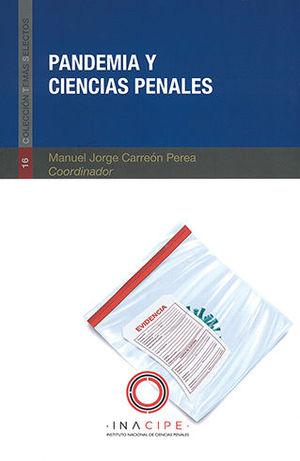 PANDEMIA Y CIENCIAS PENALES