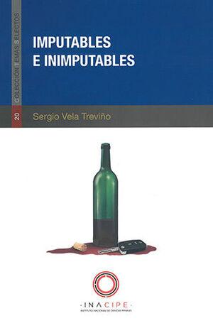 IMPUTABLES E INIMPUTABLES