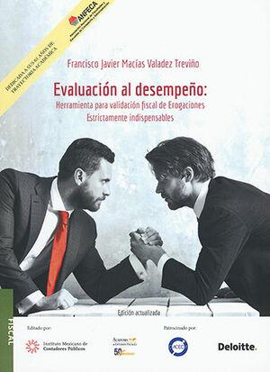 EVALUACIÓN AL DESEMPEÑO 2ª ED.