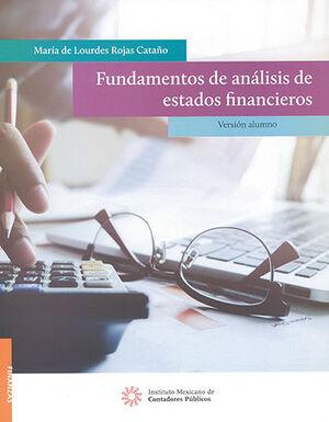 FUNDAMENTOS DE ANALISIS DE ESTADOS FINANCIEROS - 6.ª ED. 2021- (VERSION ALUMNO)