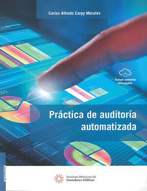 PRACTICA DE AUDITORIA AUTOMATIZADA - 14.ª ED. 2021