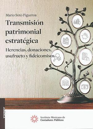 TRANSMISIÓN PATRIMONIAL ESTRATÉGICA
