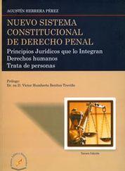 NUEVO SISTEMA CONSTITUCIONAL DE DERECHO PENAL
