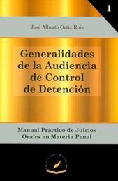 GENERALIDADES DE LA AUDIENCIA DE CONTROL DE DETENCION