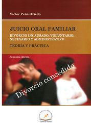 JUICIO ORAL FAMILIAR