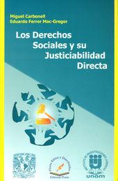 DERECHOS SOCIALES Y SU  JUSTICIABILIDAD DIRECTA