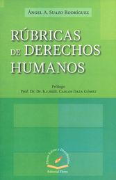 RUBRICAS DE DERECHOS HUMANOS
