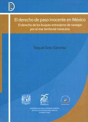DERECHO DE PASO INOCENTE EN MEXICO, EL