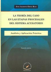 TEORIA DEL CASO EN LAS ETAPAS PROCESALES DEL SISTEMA ACUSATORIO, LA