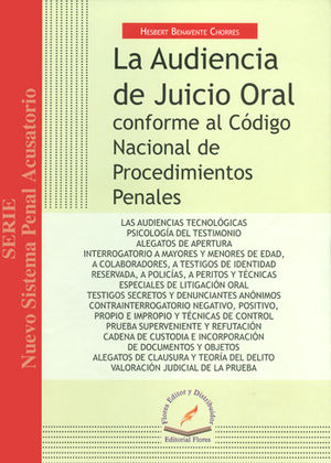 AUDIENCIA DE JUICIO ORAL