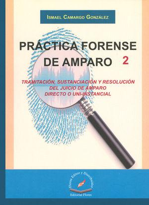 PRACTICA FORENSE DE AMPARO 2