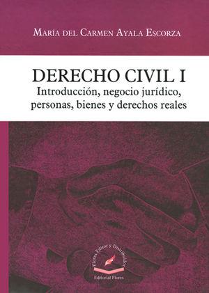 DERECHO CIVIL # 1 - INTRODUCCION, NEGOCIO JURIDICO,