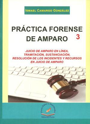 PRACTICA FORENSE DE AMPARO 3