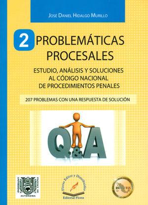 2 PROBLEMATICAS PROCESALES