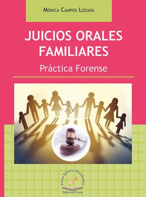 JUICIOS ORALES FAMILIARES