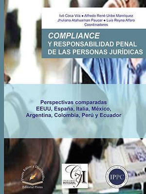 COMPLIANCE Y RESPONSABILIDAD PENAL DE LAS PERSONAS JURÍDICAS