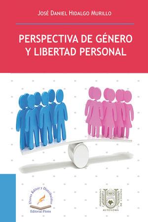 PERSPECTIVA DE GÉNERO Y LIBERTAD PERSONAL