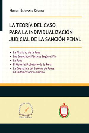 TEORÍA DEL CASO PARA LA INDIVIDUALIZACIÓN JUDICIAL DE LA SANCIÓN PENAL, LA