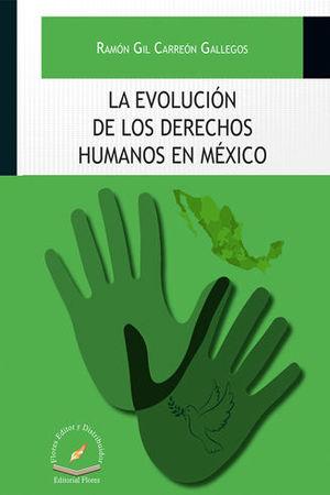 EVOLUCIÓN DE LOS DERECHOS HUMANOS EN MÉXICO, LA