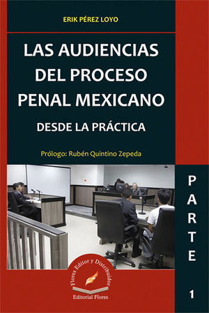 AUDIENCIAS DEL PROCESO PENAL MEXICANO