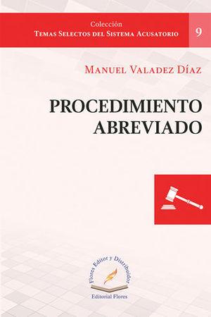 PROCEDIMIENTO ABREVIADO # 9