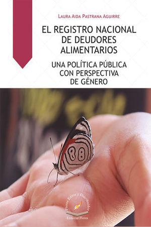 REGISTRO NACIONAL DE DEUDORES ALIMENTARIOS, EL