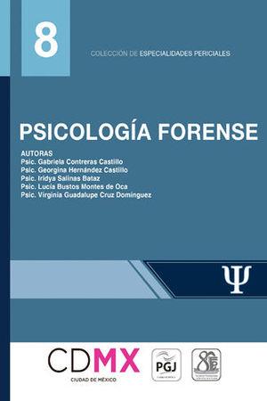 PSICOLOGÍA FORENSE (NÚMERO 8)