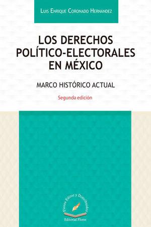 DERECHOS POLÍTICO - ELECTORALES EN MÉXICO