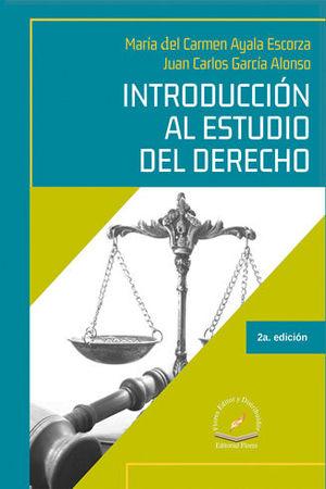 INTRODUCCIÓN AL ESTUDIO DEL DERECHO. SEGUNDA EDICIÓN