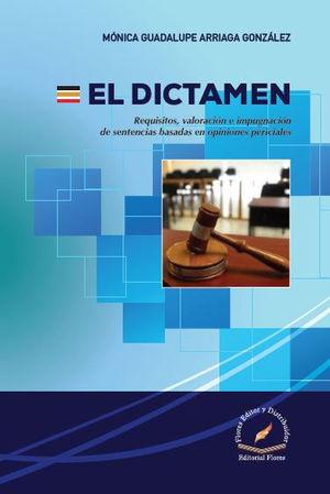 DICTAMEN, EL