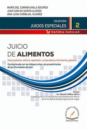 JUICIO DE ALIMENTOS # 2