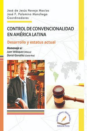 CONTROL DE CONVENCIONALIDAD EN AMÉRICA LATINA