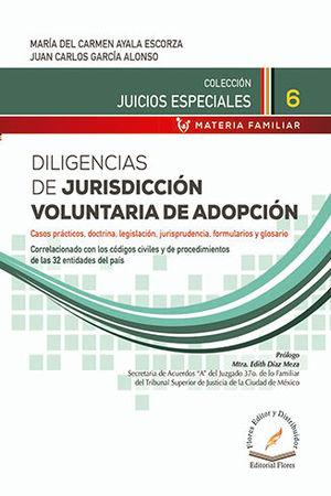 DILIGENCIAS DE JURISDICCIÓN VOLUNTARIA DE ADOPCIÓN # 6