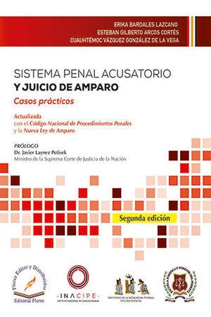 SISTEMA PENAL ACUSATORIO Y JUICIO DE AMPARO (CASOS PRÁCTICOS)