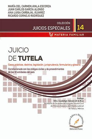 JUICIO DE TUTELA # 14