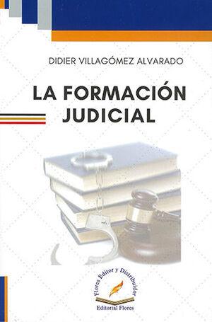 FORMACIÓN JUDICIAL, LA